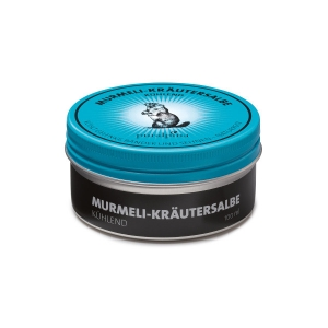 Puralpina Murmeli Kraeutersalbe kuehlend 50ml Swiss Made 300