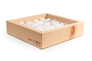 Wellness Swiss Made Barfussbox Bergkristall Schweizer Produkte